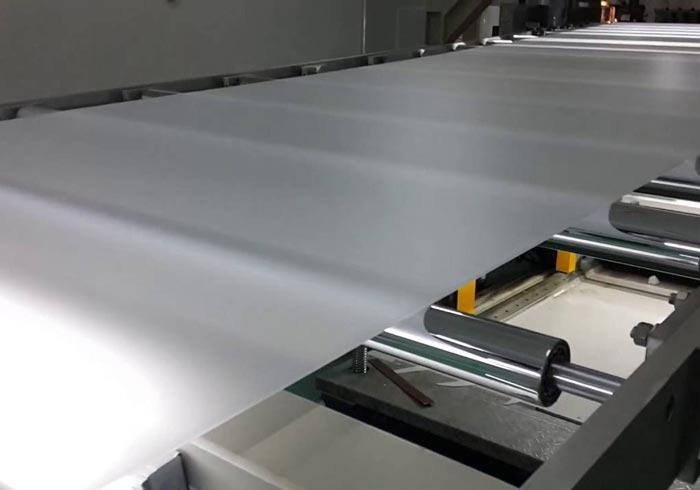 Produzione materie plastiche